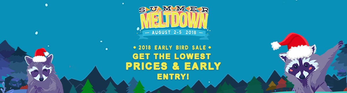 Summer Meltdown 2018